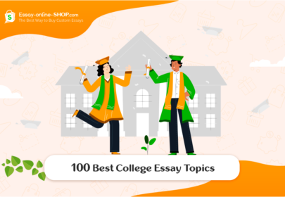100 Best College Essay Topics