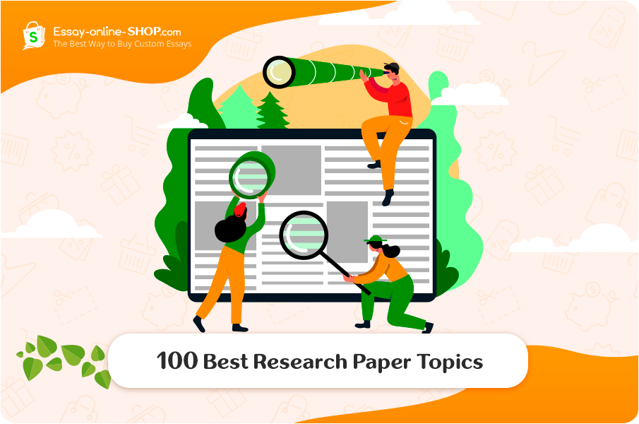 100 Best Research Paper Topics