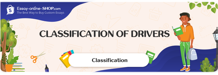 Classification of Drivers