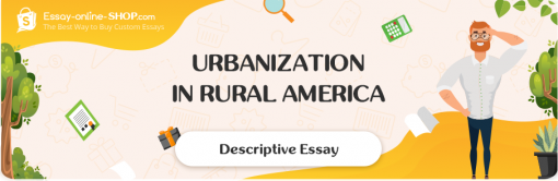 Urbanization in Rural America