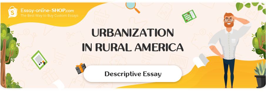 Urbanization in Rural America
