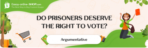 Do Prisoners Deserve the Right to Vote?