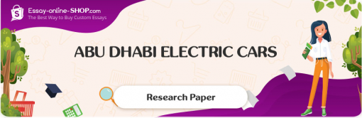 Abu Dhabi Electric Cars