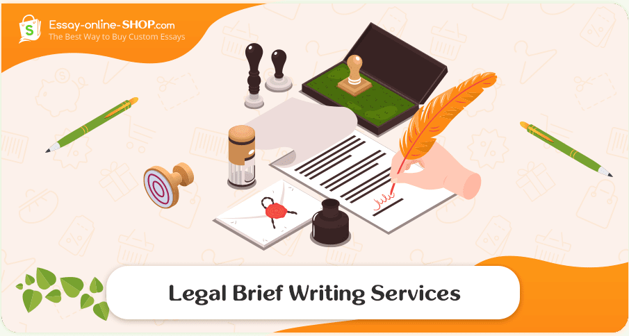 Legal Brief Writing Services