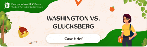 Washington vs. Glucksberg
